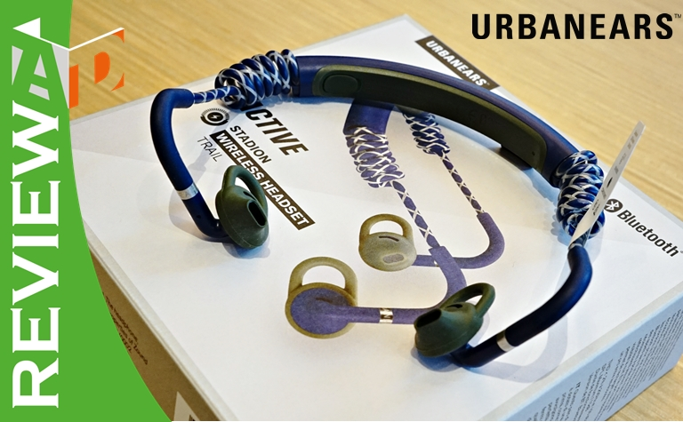Urbannears Radion review