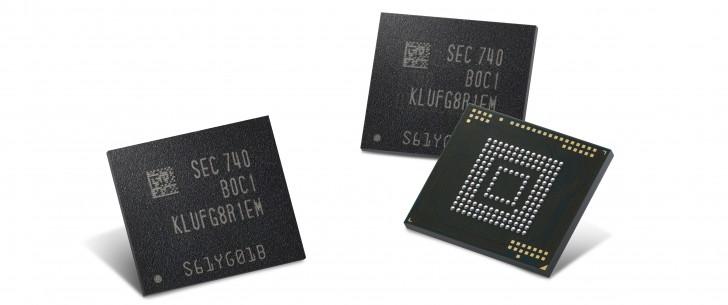Samsung New 512GB Smartphone Storage