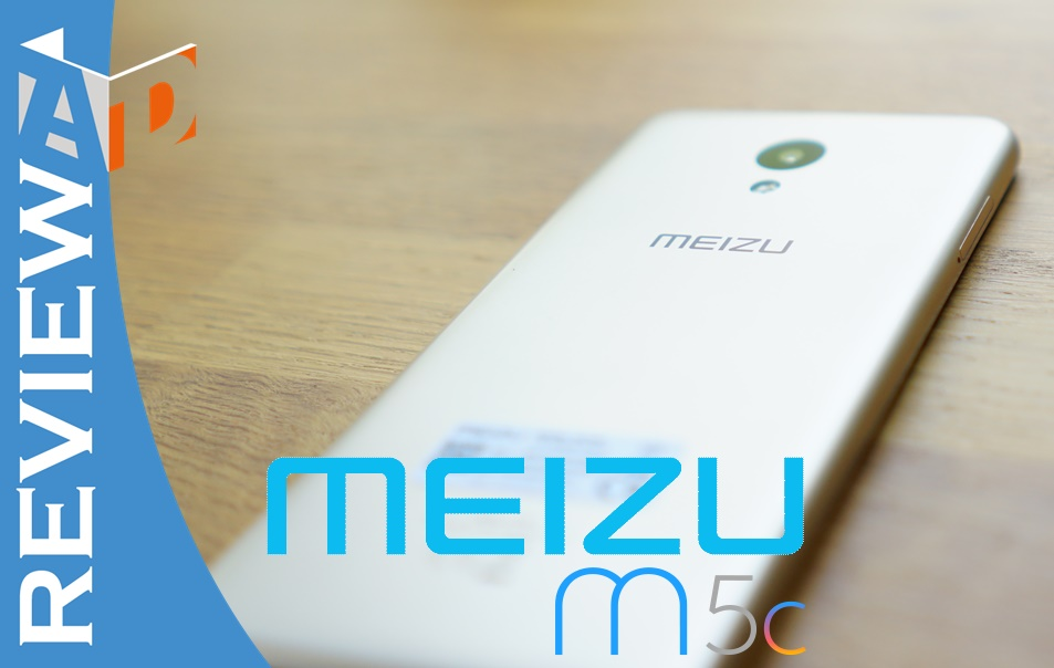 review meizu m5c