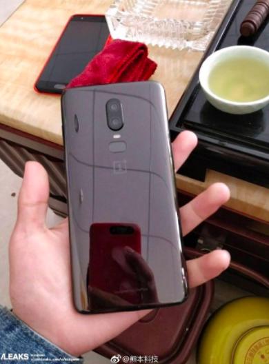 OnePlus 6 Leak Prototype 2