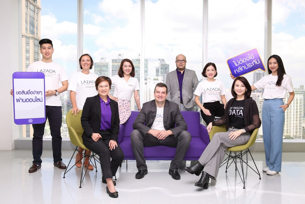 Lazada join hands with SCB to offer online loans to SMEs through AI-powered platform (1)