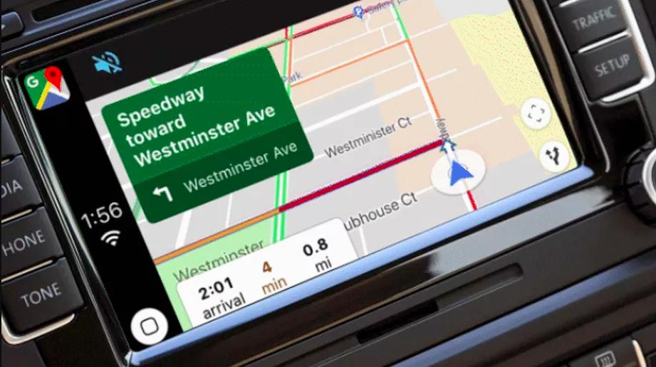 google-maps-carplay-compatible