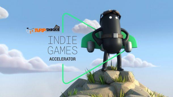 [AppDisqus เอามาเล่า] Google Play Indie Games Accelerator โครงการดีจากใจบริษัทรักเกม Google