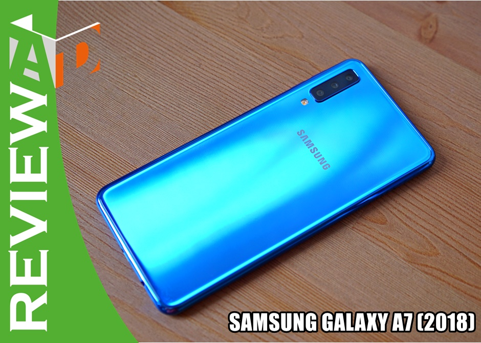 review samsung galaxy a7 2018