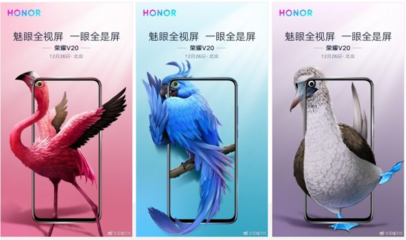 Honor View 20 a