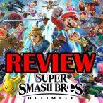 [รีวิวเกม] Super Smash Bros. Ultimate เกมต่อสู้ที่ดีที่สุดแห่งปี