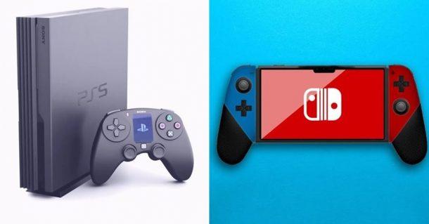 บทวิเคราะห์ ปี 2019 มาแน่ PS5 และ Nintendo Switch รุ่นใหม่ !!