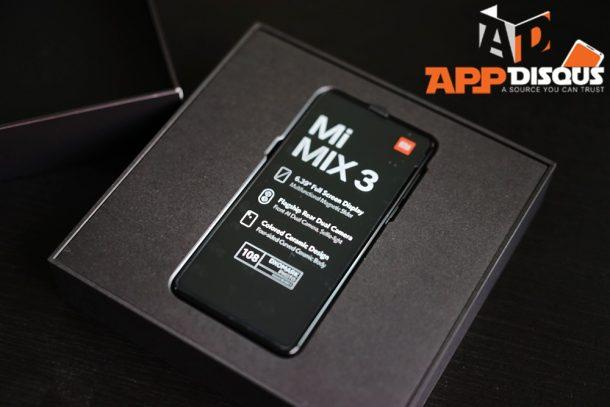 Hand-On รีวิวลองใช้ Xiaomi Mi Mix 3 หรูที่สุดของ Xiaomi