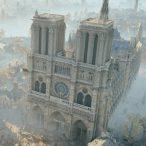 การบูรณะ วิหารนอเทรอดาม ใหม่หลังจากไฟไหม้อาจจะใช้ต้นแบบจาก เกม Assassin's Creed