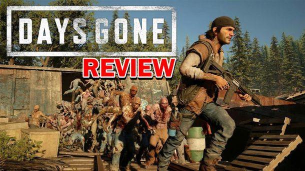 [รีวิวเกม] Days Gone เกมเทพสิงห์มอเตอร์ไซค์ในโลกซอมบี้ บน PS4