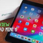 รีวิว iPad mini 5 หน้าตาเดิม เพิ่มความแรงและรองรับปากกา พอมั้ยสำหรับการใช้งาน?