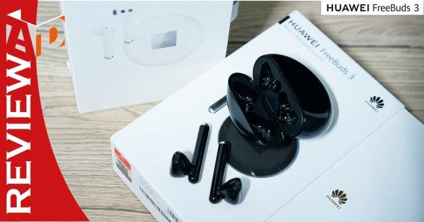 รีวิว หูฟัง Huawei FreeBuds 3 ของดีที่ถูกกว่า กับการลองใช้งานแบบ One Day Trip หนึ่งวันตะลุยกรุง