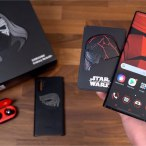 ชมคลิปแกะกล่อง Galaxy Note10+ ลาย Star Wars Special Edition