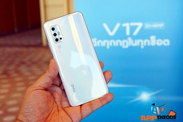 พรีวิว Vivo V17 กล้องหน้า 32 ล้านในรูเจาะที่เล็กที่สุดบนจอ Super AMOLED และกล้องหลัง AI 4 ตัว เทคโนโลยีสูงราคาดี