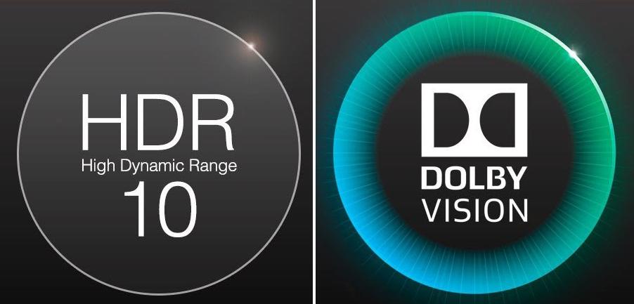 Dolby Vision vs HDR 10