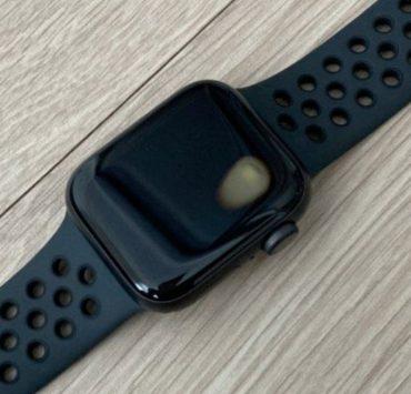 Apple Watch SE Overheated