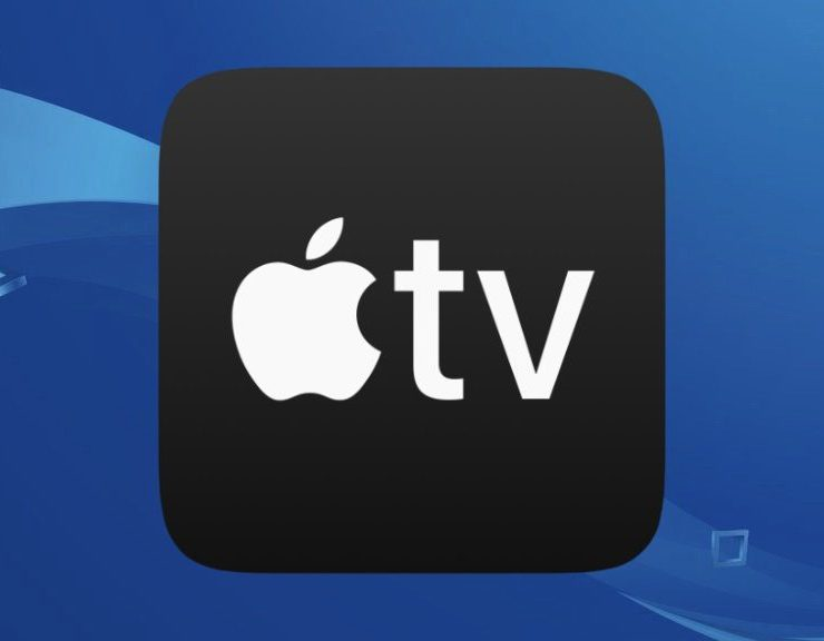 Apple TV confirms on PS4 and PS5