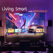 Living Smart 2 Sound System Cover