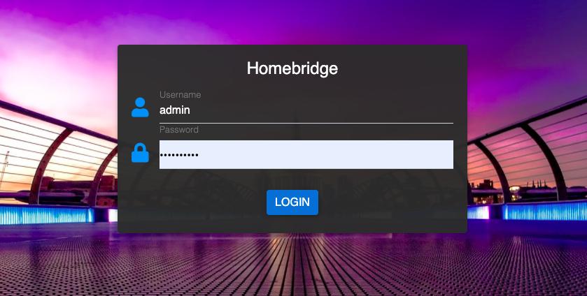 ขั้นตอนการใช้งาน Homebridge 4