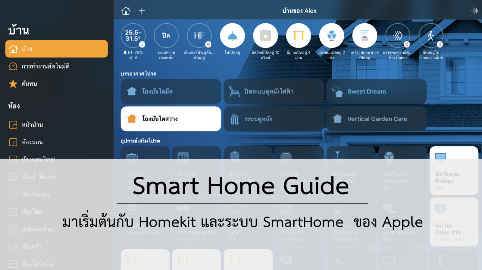 Smart Home Cover