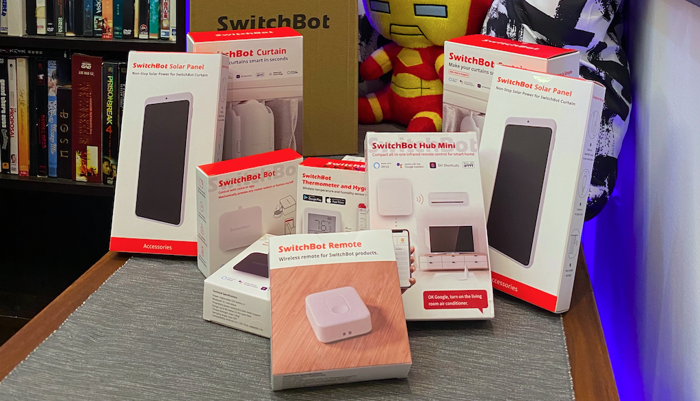 SwitchBot Review